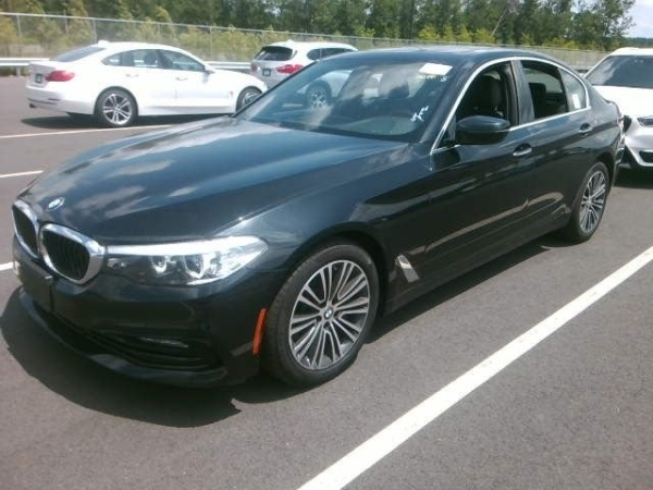 2017 BMW 5 Series in Streetsboro, OH