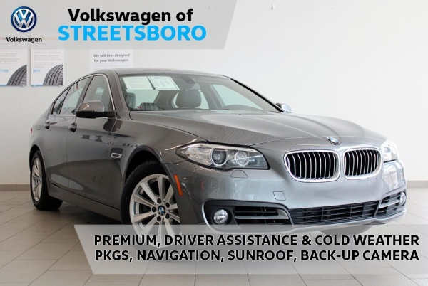 2016 BMW 5 Series in Streetsboro, OH