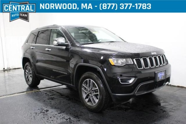 2020 Jeep Grand Cherokee in Norwood, MA