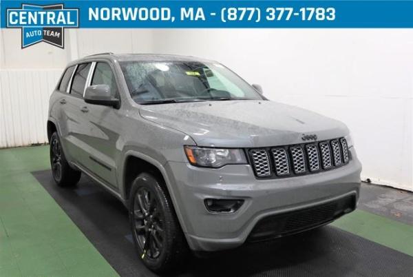 2020 Jeep Grand Cherokee in Norwood, MA