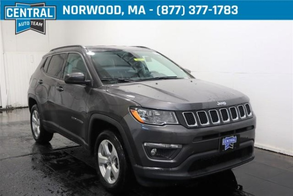 2019 Jeep Compass in Norwood, MA