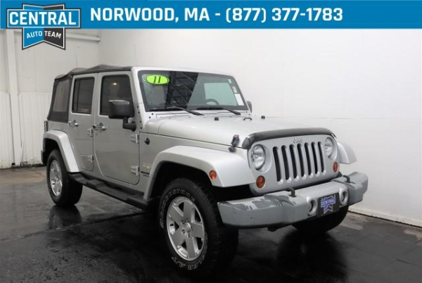 2011 Jeep Wrangler in Norwood, MA