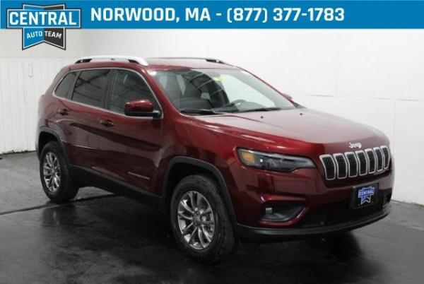 2020 Jeep Cherokee in Norwood, MA