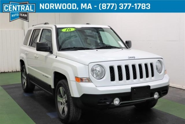 2016 Jeep Patriot in Norwood, MA