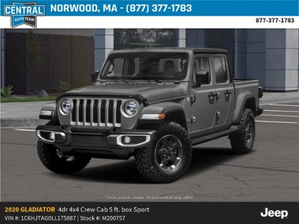 2020 Jeep Gladiator in Norwood, MA