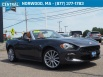 2017 FIAT 124 Spider Lusso for Sale in Norwood, MA