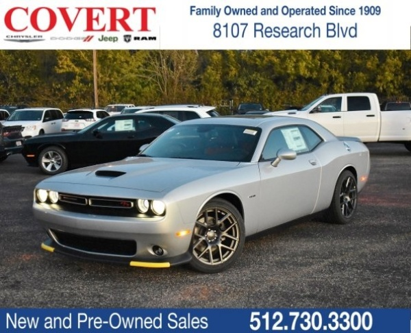 Covert Dodge Austin Tx >> 2019 Dodge Challenger R T For Sale In Austin Tx Truecar
