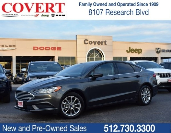 2017 Ford Fusion in Austin, TX
