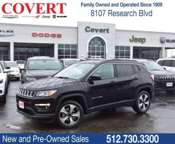 2017 Jeep Compass in Austin, TX