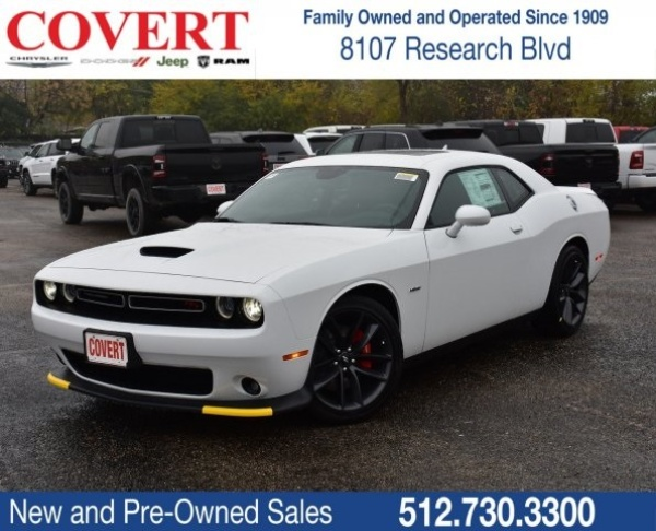 2019 Dodge Challenger in Austin, TX