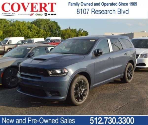 Covert Dodge Austin Tx >> 2019 Dodge Durango R T Rwd For Sale In Austin Tx Truecar
