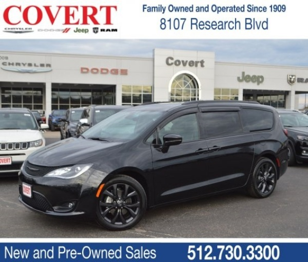 Used Chrysler Pacifica For Sale In Round Rock, TX
