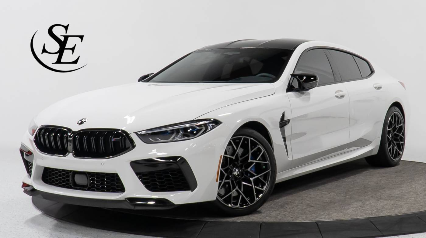 Used 2021 Bmw M8 For Sale With Photos U S News World Report
