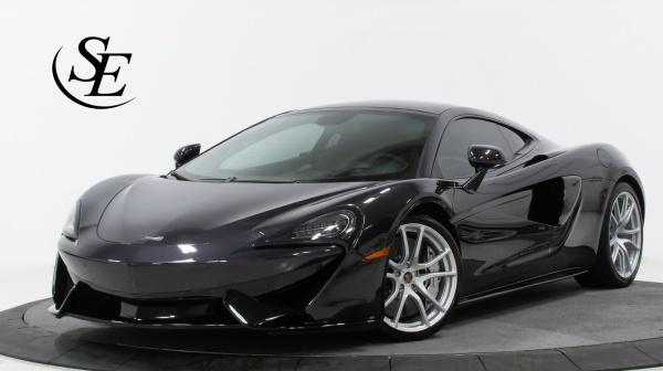 2018 McLaren 570GT 570GT
