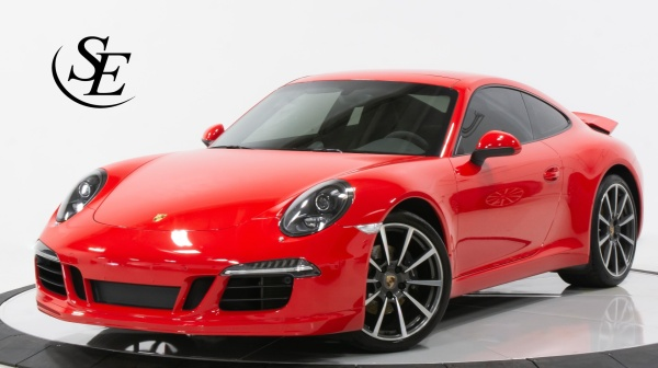 2014 Porsche 911 in Pompano Beach, FL