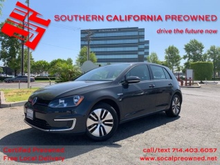 4572ae2c7 2016 Volkswagen e-Golf SE for Sale in Anaheim, CA