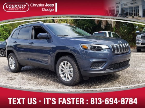 2020 Jeep Cherokee in Tampa, FL