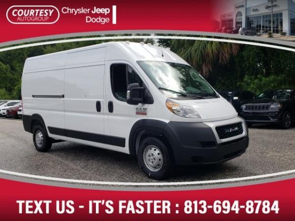 2020 Ram ProMaster Cargo Van in Tampa, FL