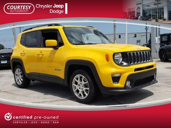 Jeep Dealership Tampa >> 2019 Jeep Renegade Latitude Fwd For Sale In Tampa Fl Truecar