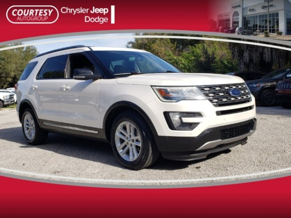 2016 Ford Explorer in Tampa, FL