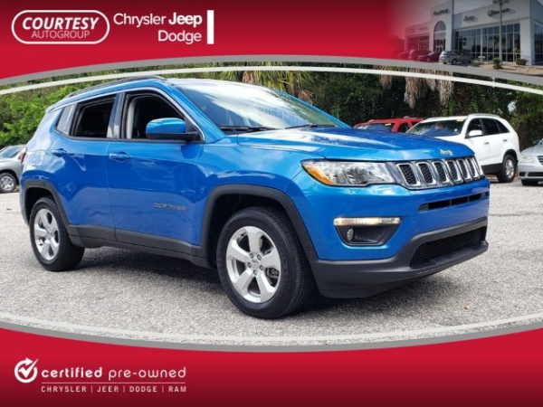 2019 Jeep Compass in Tampa, FL