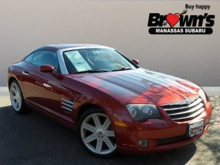 Crossfire For Sale >> Used Chrysler Crossfires For Sale Truecar