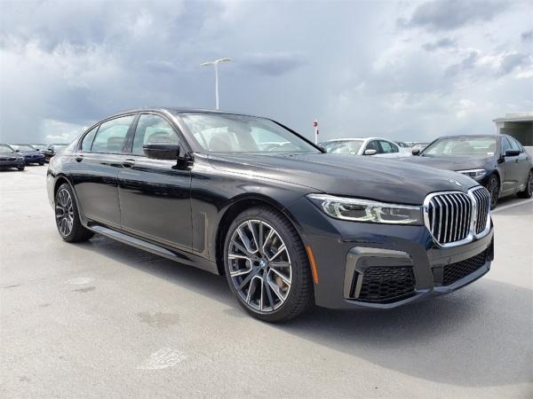 2020 BMW 7 Series in Livengood, AK