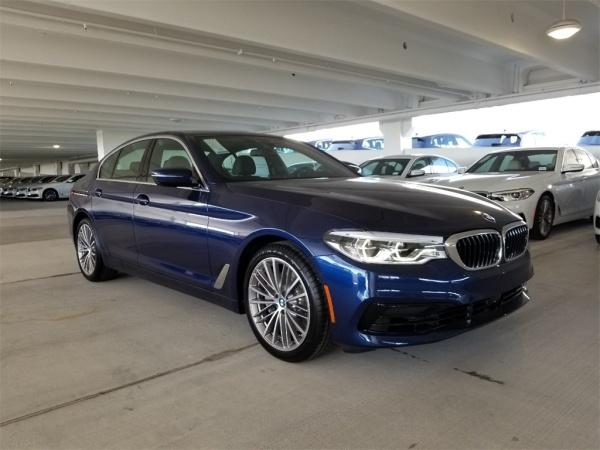 2019 BMW 5 Series in Livengood, AK