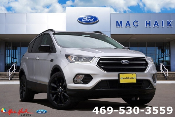 2019 Ford Escape in DeSoto, TX