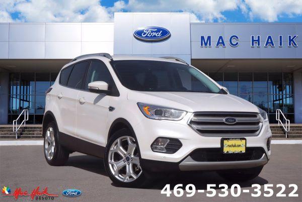 2019 Ford Escape in DeSoto, TX