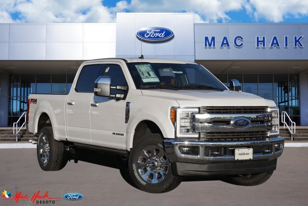 2019 Ford F-250 King Ranch