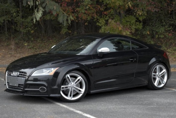 2013 Audi TTS 2.0T quattro Premium Plus