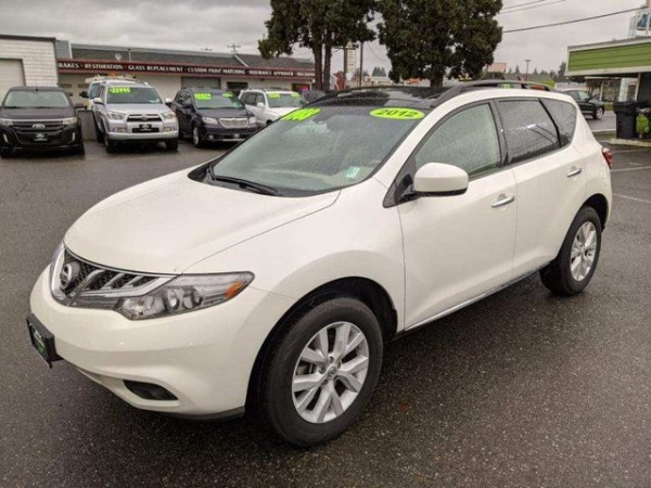 2012 Nissan Murano in Marysville, WA