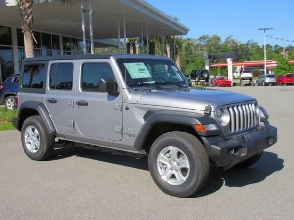 2018 Jeep Wrangler in Deland, FL
