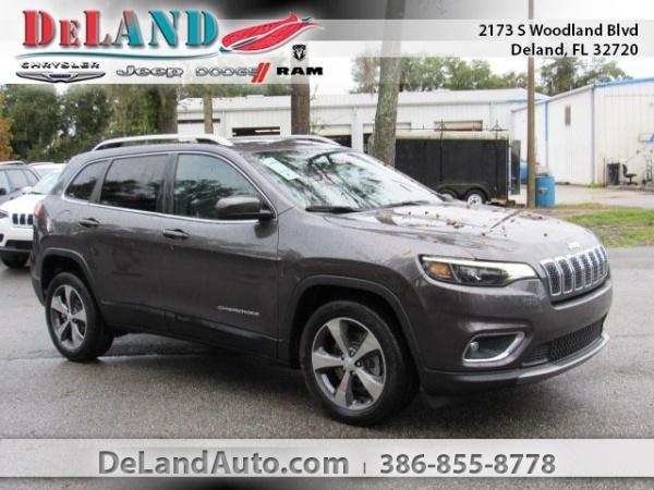 2020 Jeep Cherokee in Deland, FL