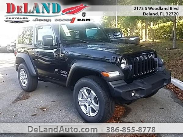 2019 Jeep Wrangler in Deland, FL