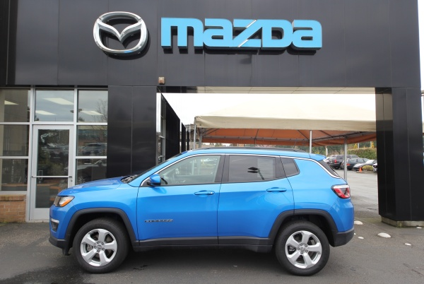 2019 Jeep Compass in Olympia, WA