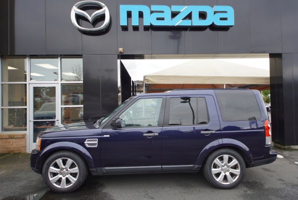 2013 Land Rover LR4 in Olympia, WA
