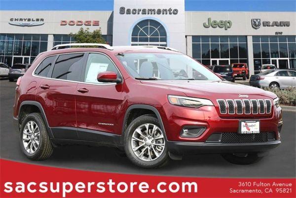 2020 Jeep Cherokee in Sacramento, CA