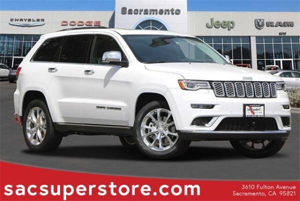2020 Jeep Grand Cherokee in Sacramento, CA