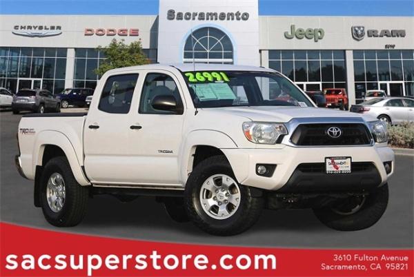 2013 Toyota Tacoma in Sacramento, CA