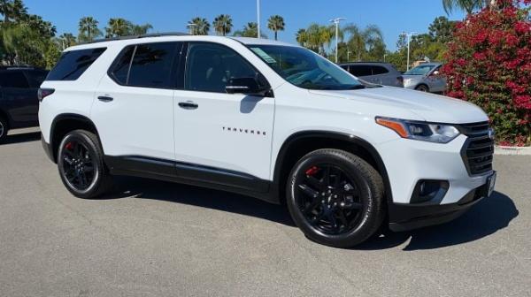 2020 Chevrolet Traverse in Buena Park, CA