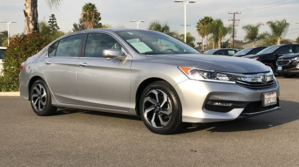 2017 Honda Accord in Buena Park, CA