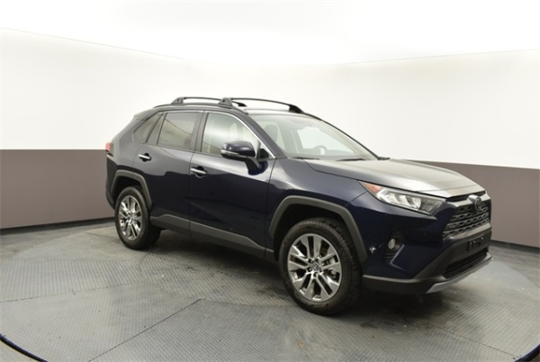 2020 Toyota RAV4 in Columbia, MO