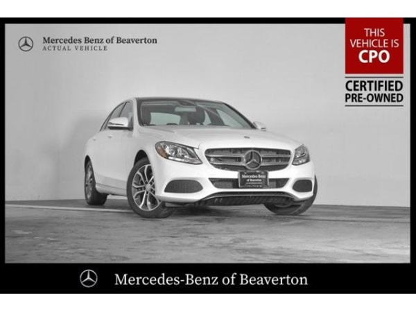 2016 Mercedes-Benz C-Class in Portland, OR
