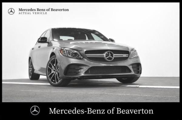 2020 Mercedes-Benz C-Class in Portland, OR
