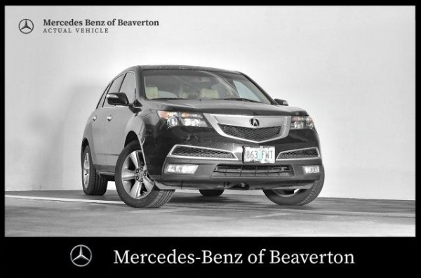 2012 Acura MDX in Portland, OR