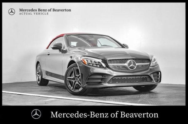 2019 Mercedes-Benz C-Class in Portland, OR