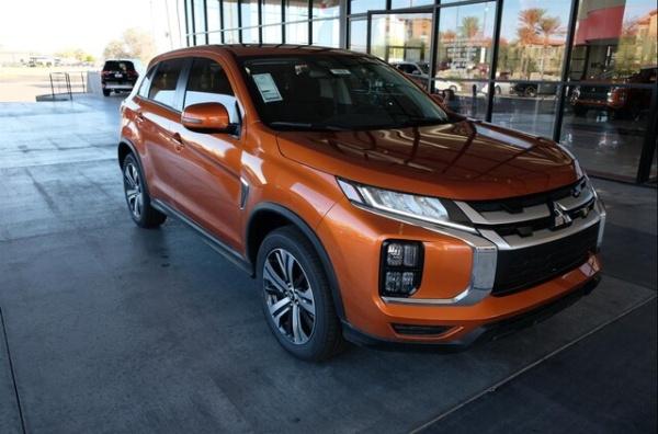 2020 Mitsubishi Outlander Sport in Phoenix, AZ