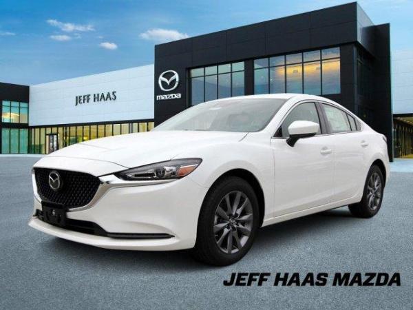 2020 Mazda Mazda6 in Houston, TX